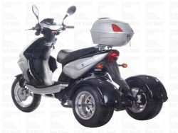 Mojo Magic, 50cc